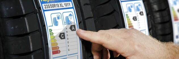 El Etiquetado de los Neumáticos