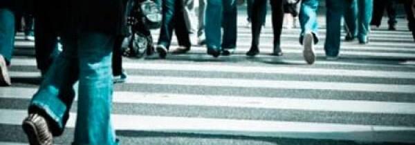 Los Peatones, los más Vulnerables
