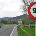 Convencionales: Todas a 90 km/h