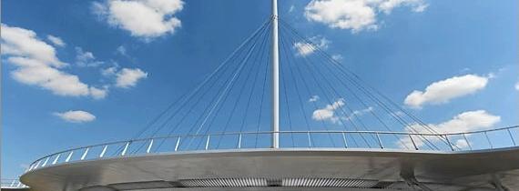 Hovenring, una Rotonda para Ciclistas…